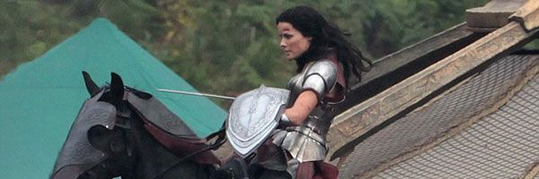 THOR: THE DARK WORLD Images Featuring Jaimie Alexander ...