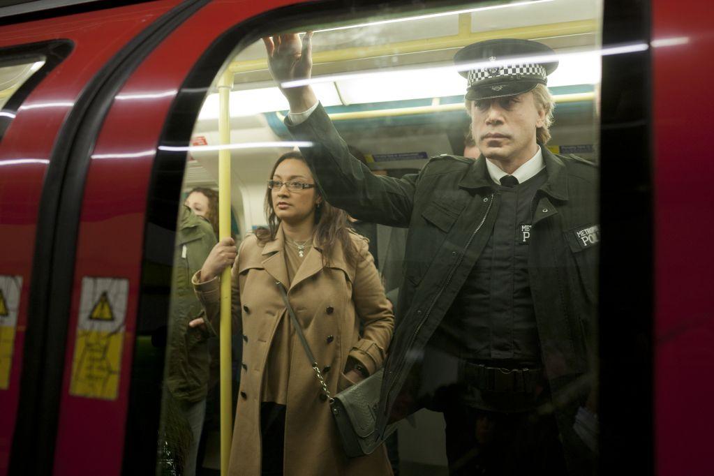 New James Bond SKYFALL Images Starring Daniel Craig