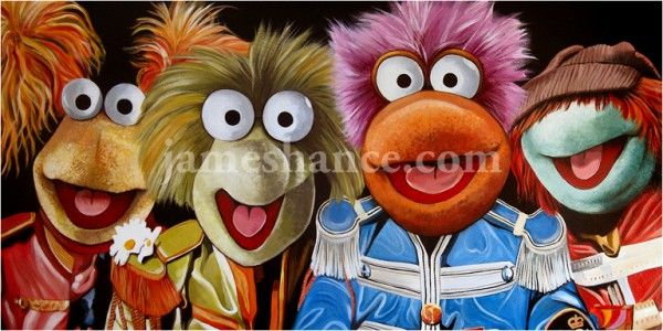 james_hance_artwork_fraggle_rock