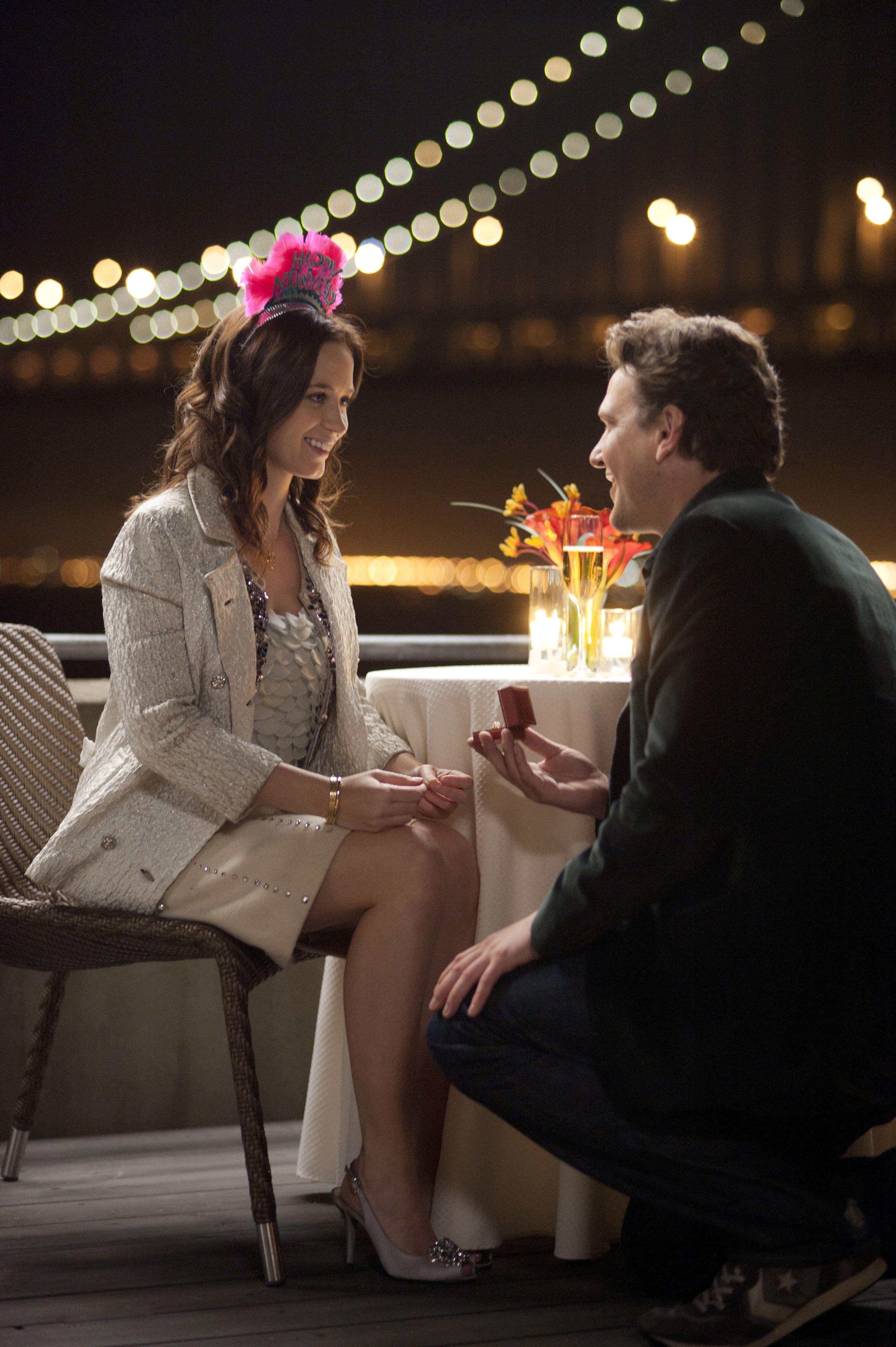 the fiveyear engagement movie trailer starring jason