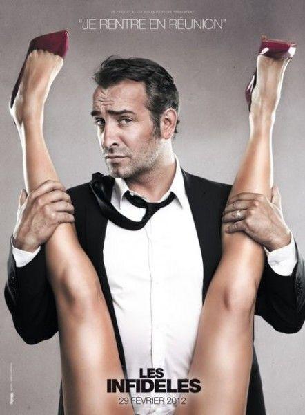 jean-dujardin-controversial-poster-Les-Infidèles