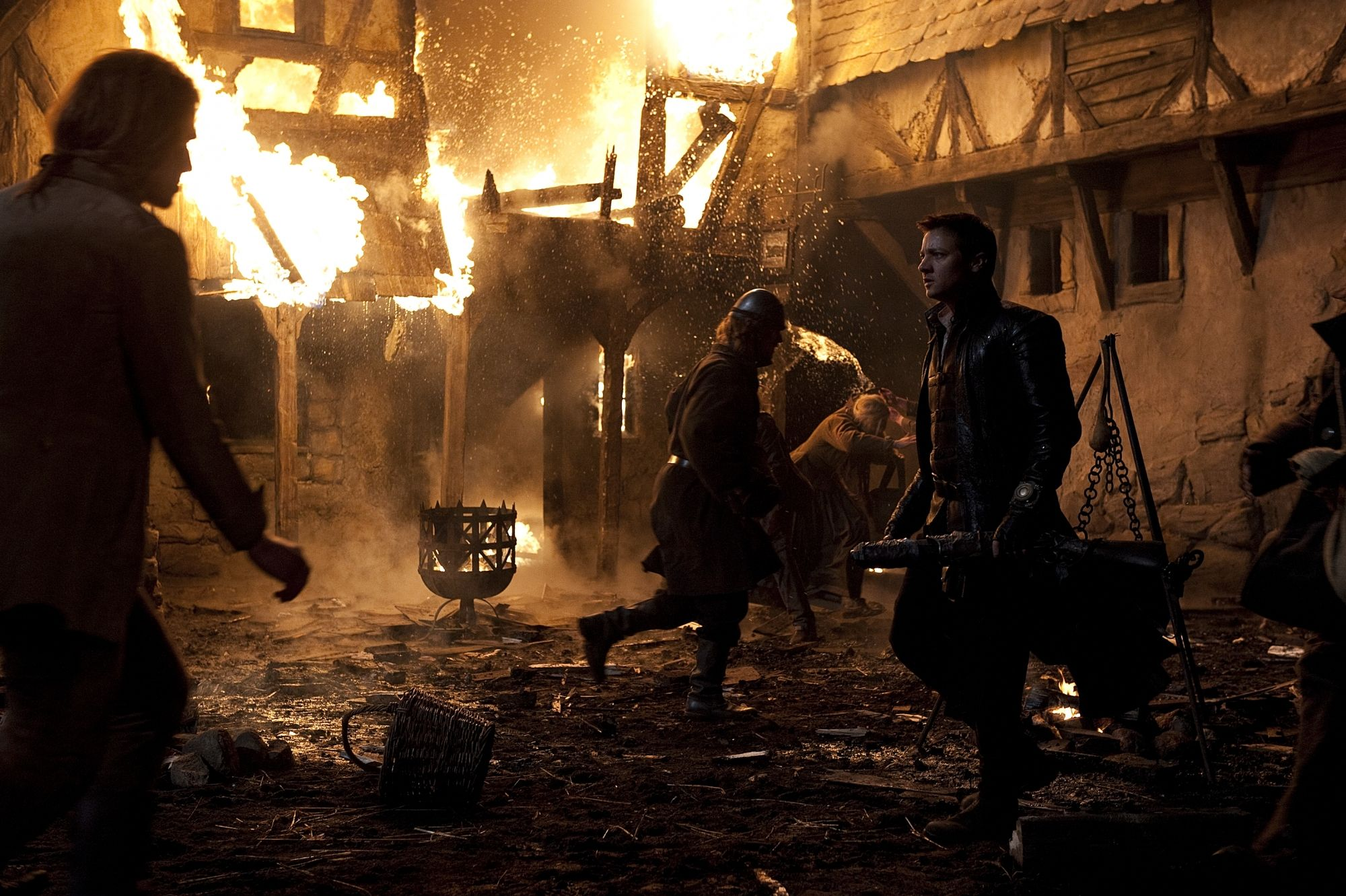 8 new images from hansel and gretel witch hunters starring jeremy