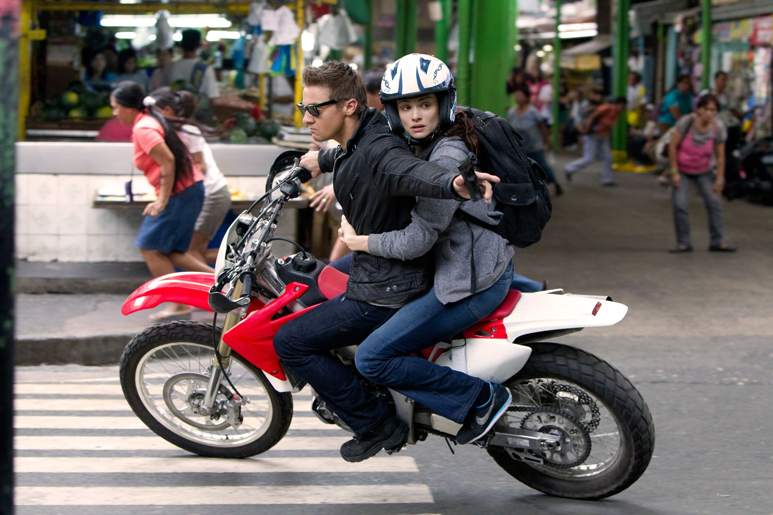 the bourne legacy review collider jeremy renner the bourne legacy movie