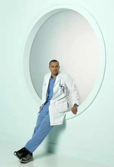 Jesse Williams GREY'S ANATOMY