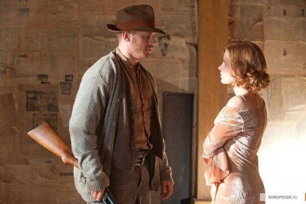 jessica-chastain-tom-hardy-lawless-image
