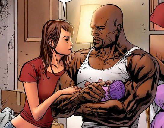 jessica-jones-luke-cage-marvel