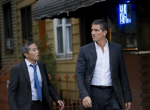 jim caviezel person of interest