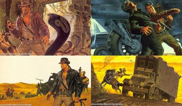 jim-steranko-indiana-jones-concept-art