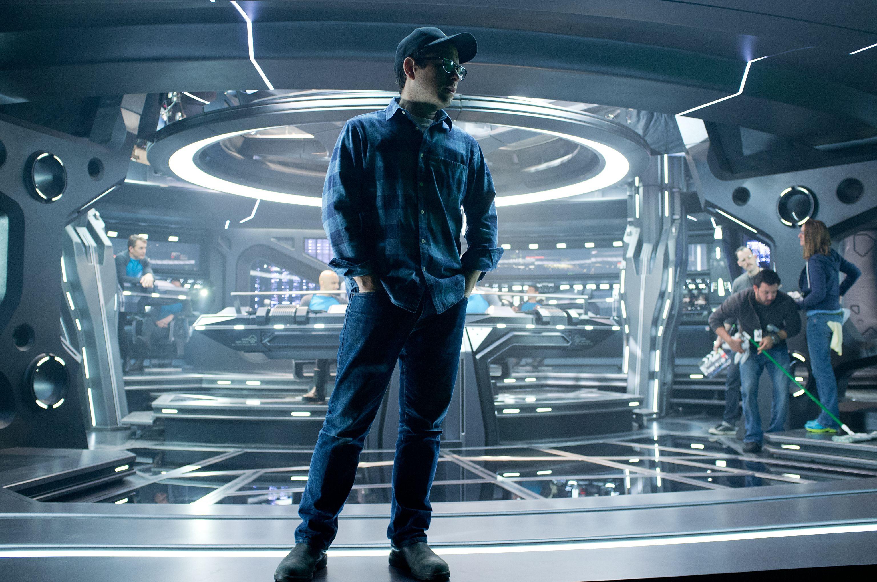 Jj Abrams Star Trek Poster