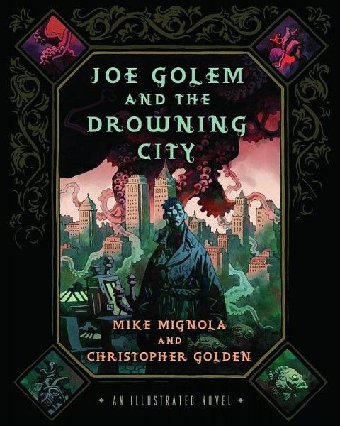 joe-golem-drowning-city-book-cover