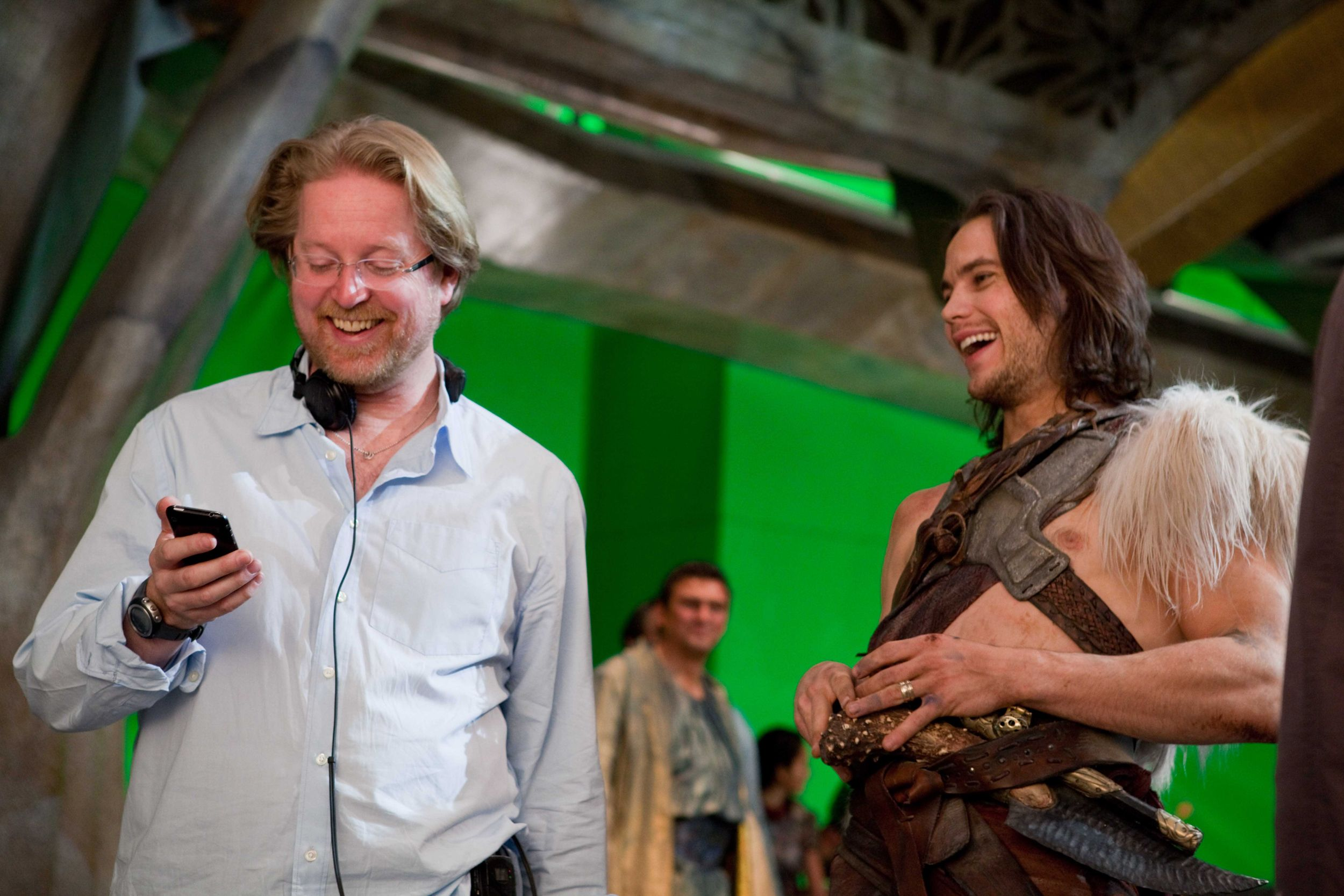 Andrew Stanton Talks JOHN CARTER's Release and FINDING ...