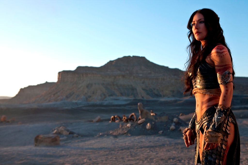 Lynn Collins JOHN CARTER Interview | Collider