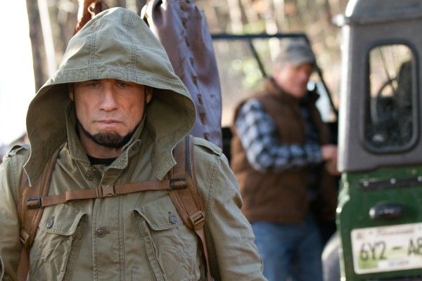 john travolta killing season