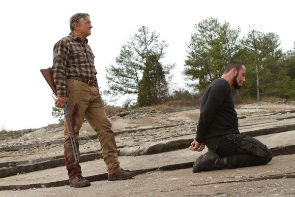 john travolta robert de niro killing season