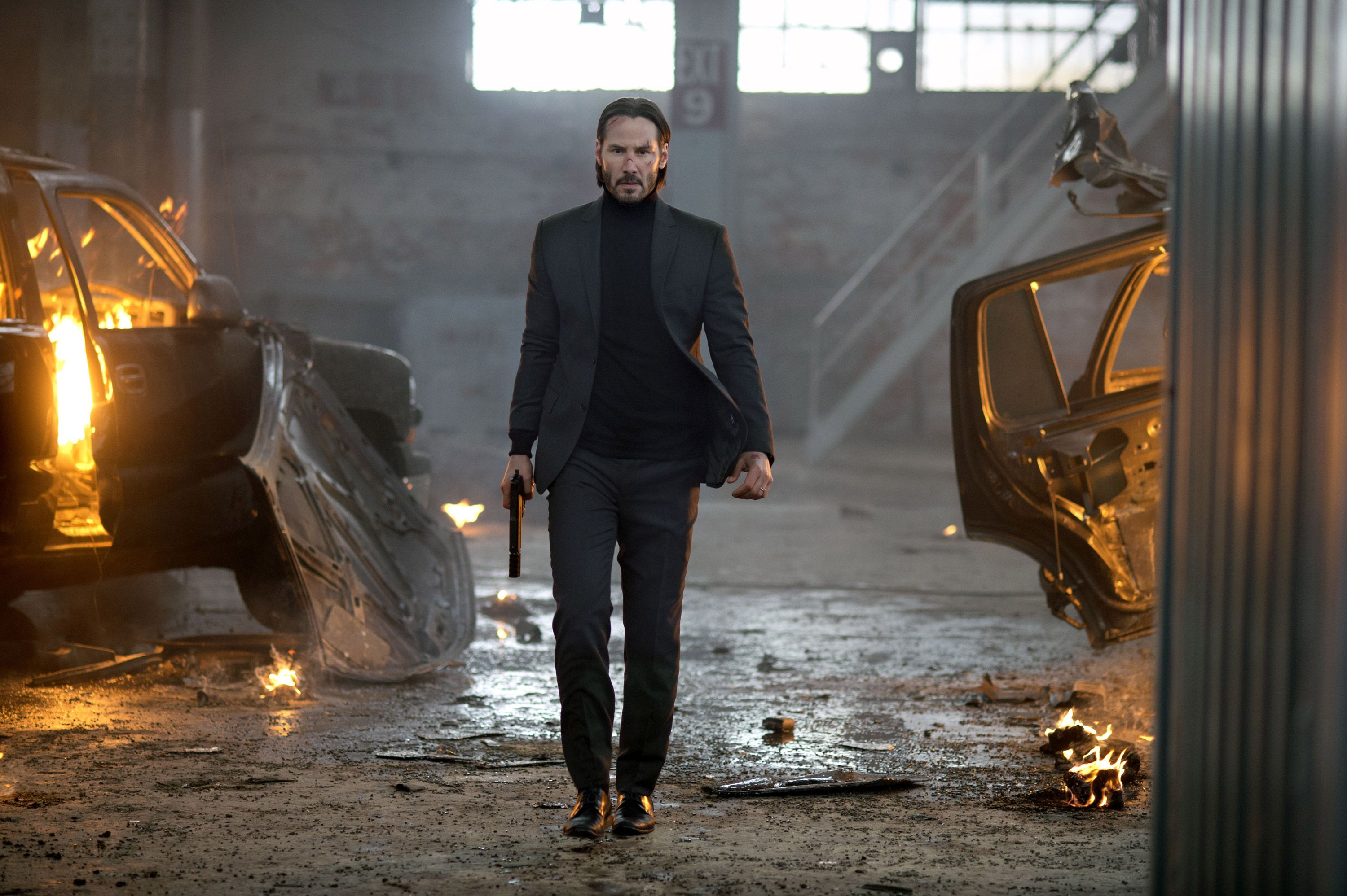 John Wick John Wick 2 Story Details Revealed by Keanu Reeves Collider