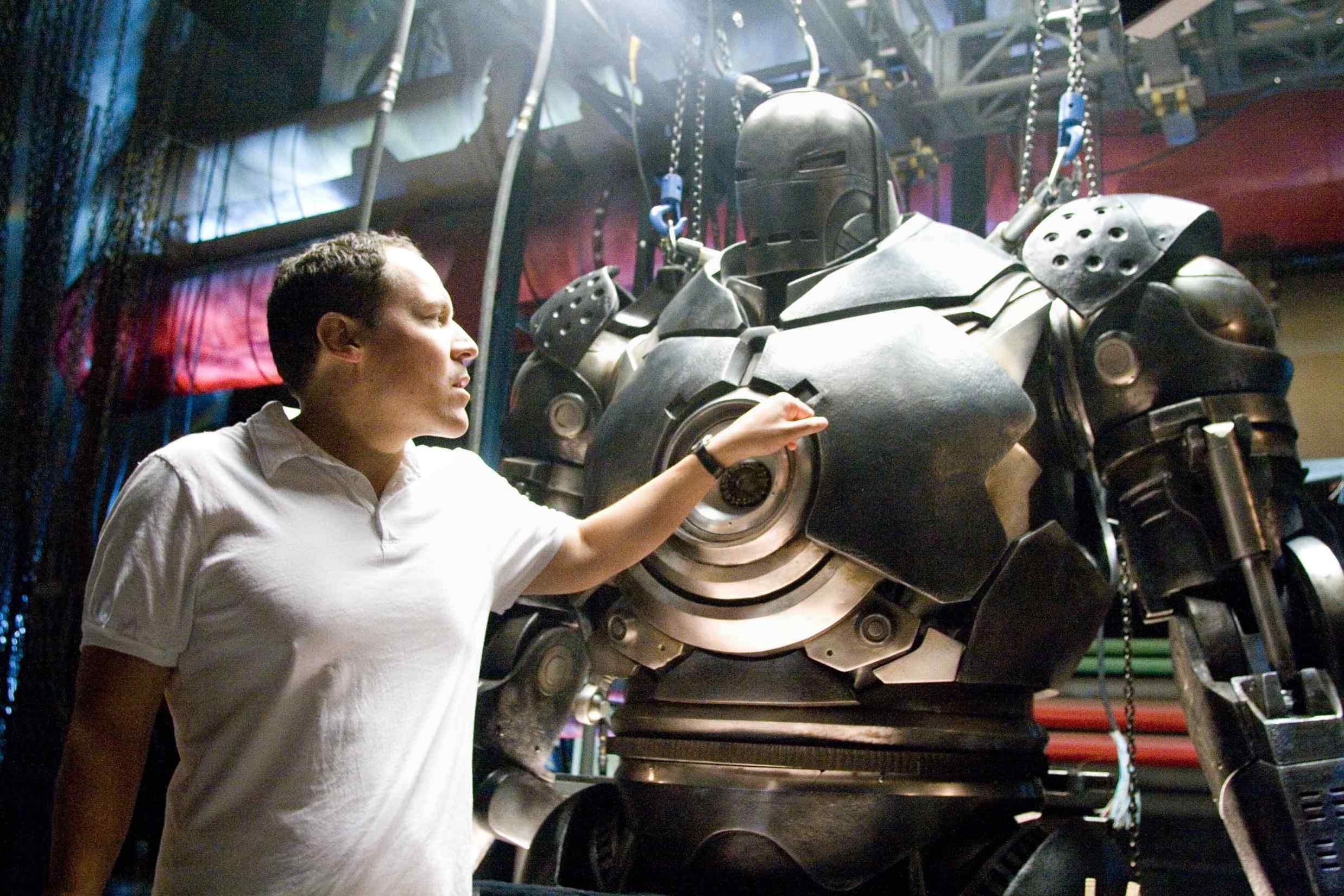 Jon Favreau Talks THE AVENGERS and IRON MAN 3 | Collider