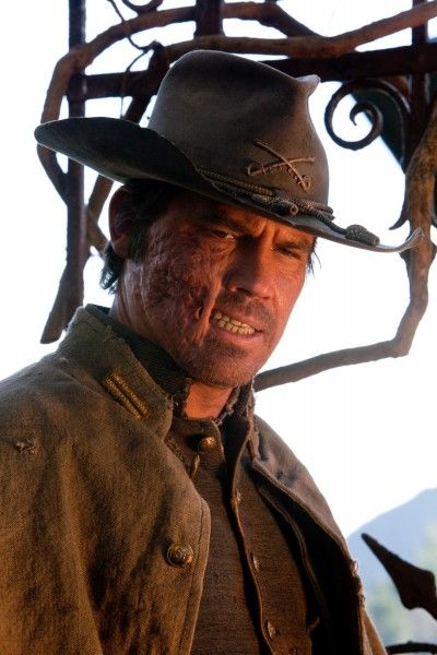 Josh Brolin as Jonah Hex movie