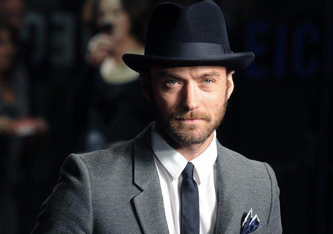Jude Law Talks GRAND BUDAPEST HOTEL, SHERLOCK HOLMES 3 ...