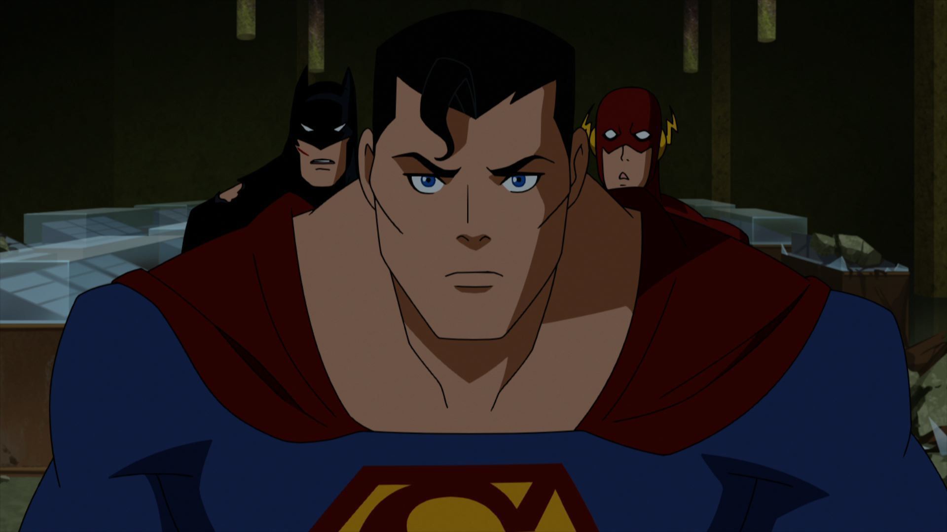 justice league: doom movie images and voice cast   collider