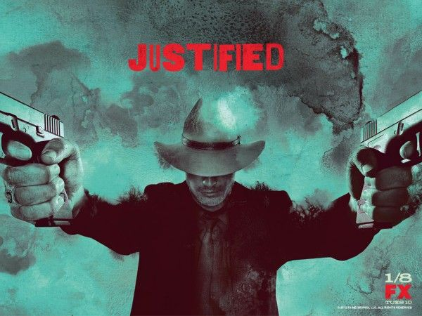 justified season 4 poster