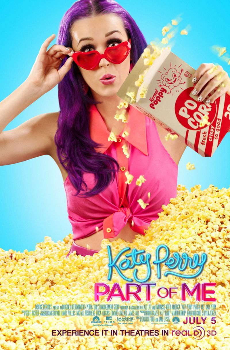 Katy Perry - Part Of Me (Movie) Trailer. - YouTube