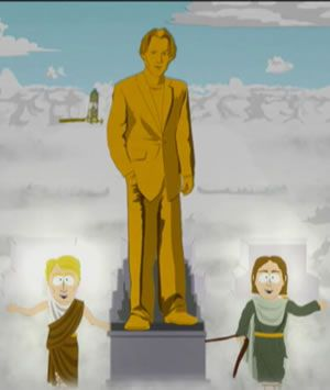 keanu-reeves-statue-south-park