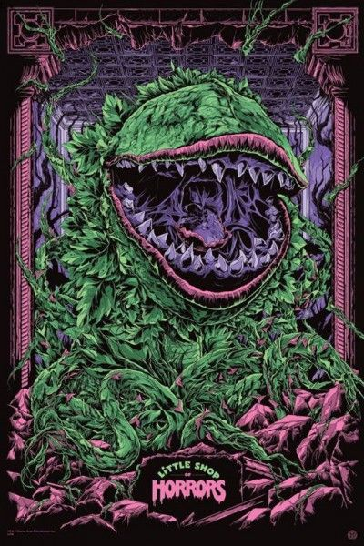 ken-taylor-little-shop-of-horrors-regular-poster