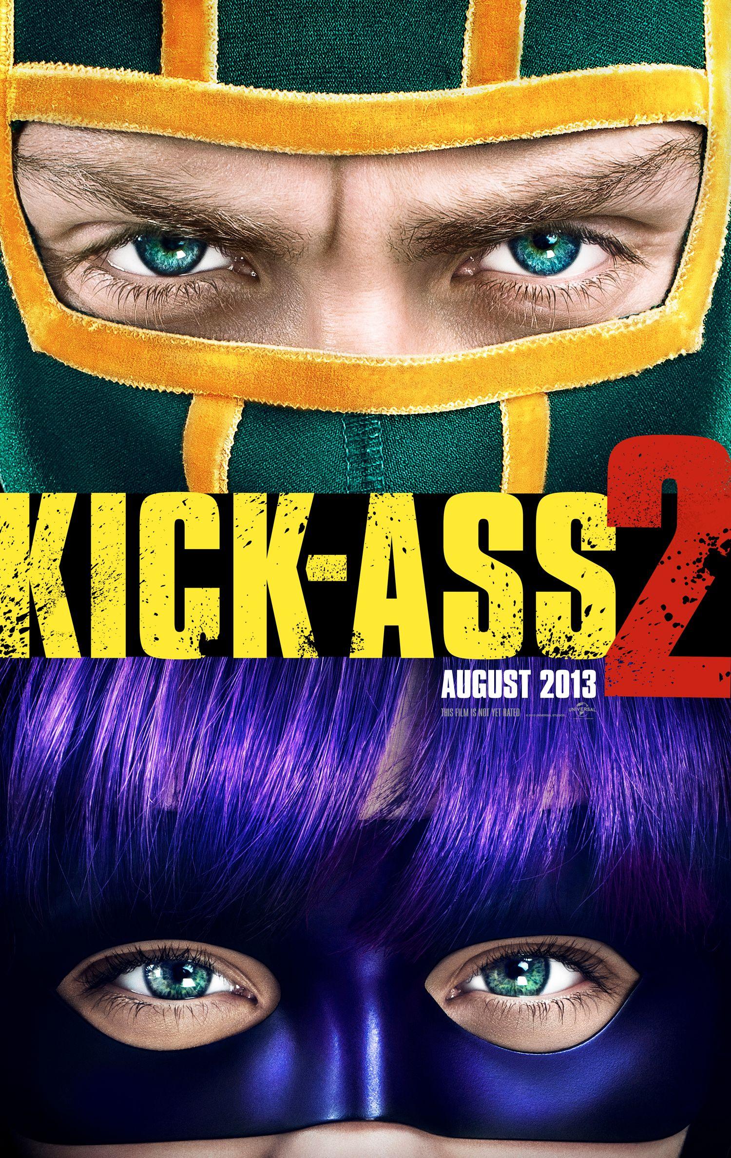 Watch Kick-Ass 2 Free Online HD