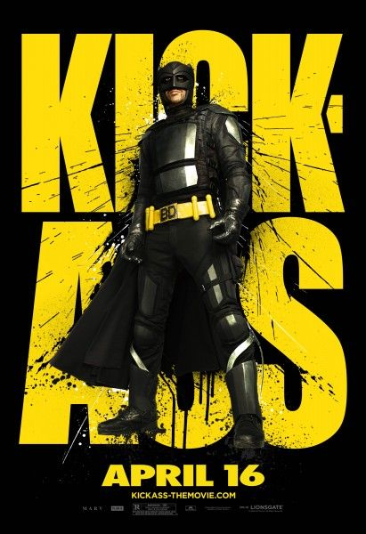 Kick-Ass movie poster Big Daddy-1