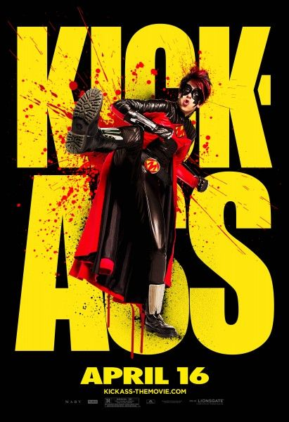 Kick-Ass movie poster 22