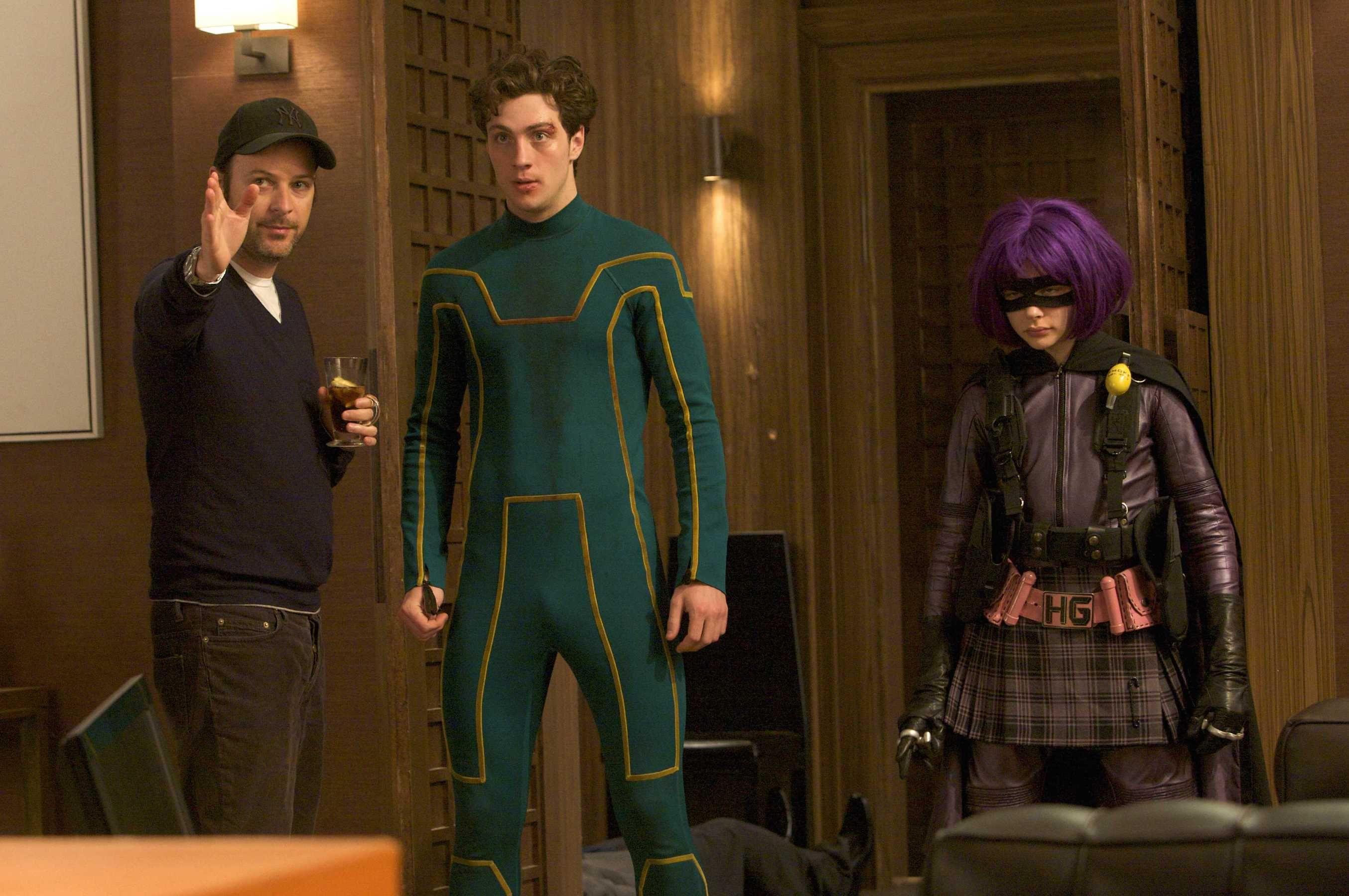 Matthew Vaughn Planning Kick-Ass Reboot, More Kingsman Movies
