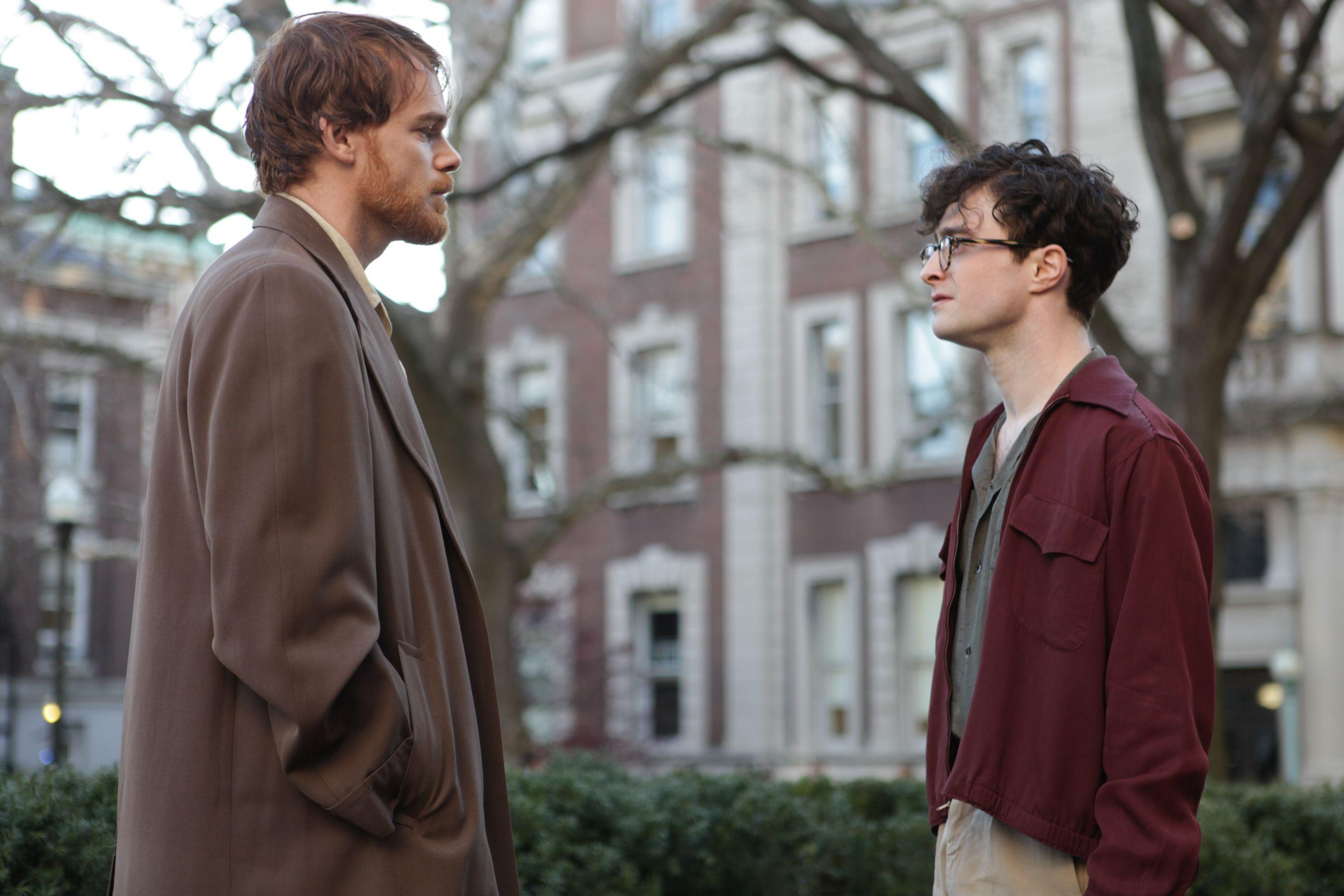 Daniel Radcliffe Talks Kill Your Darlings, Horns ... Horns Movie Poster