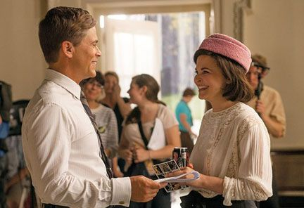killing kennedy - rob lowe and ginnifer goodwin