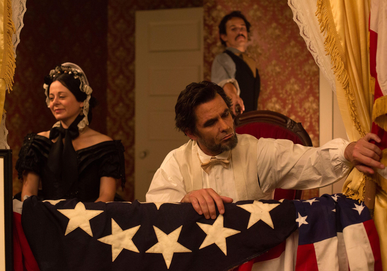 Geraldine Hughes Talks Killing Lincoln How She Views Mary