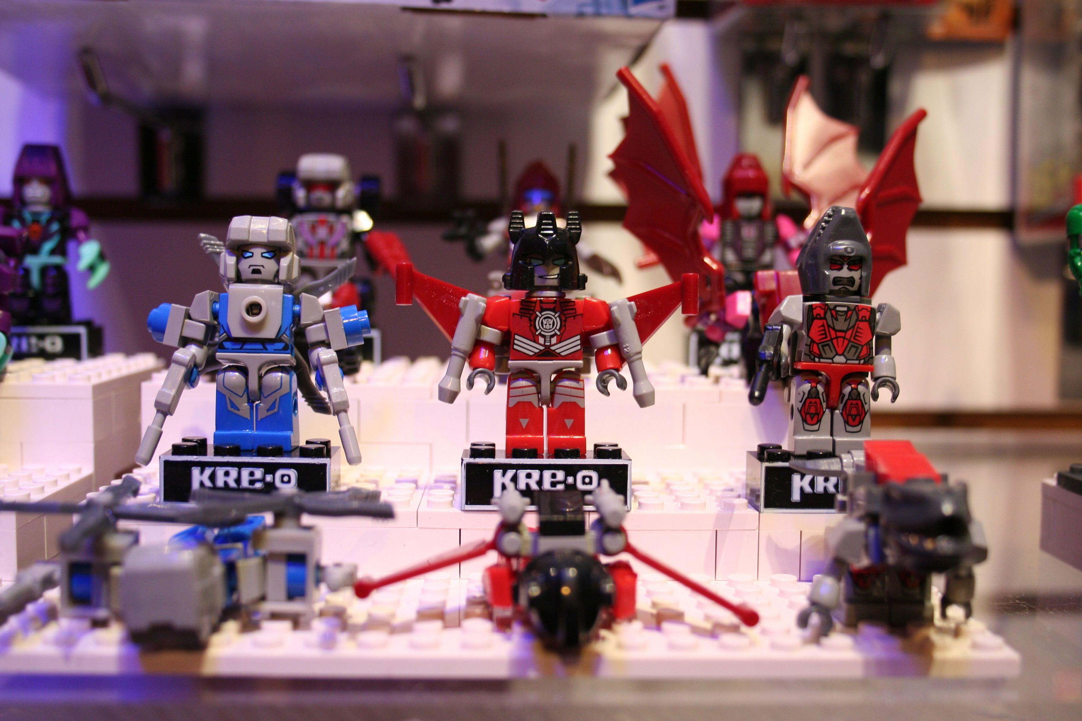 new kreo transformers gi joe and dungeons amp dragons