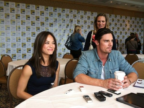 kristin kreuk jay ryan beauty and the beast