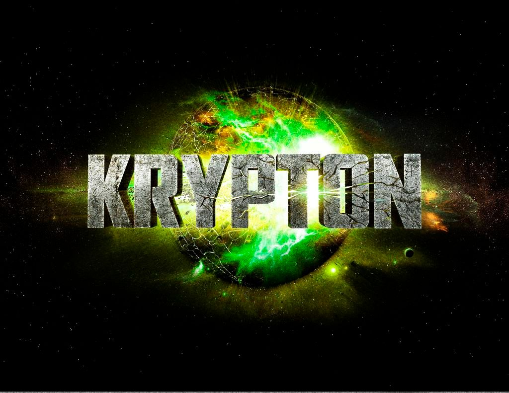 Krypton [Série Live - 2018] Krypton-tv-show-logo