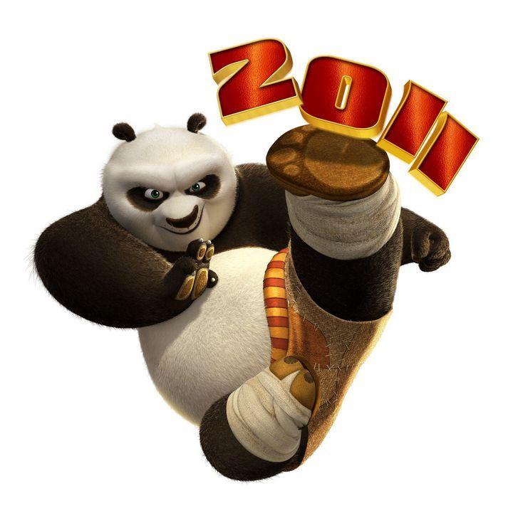 Kung Fu Panda 2 Wallpaper Image
