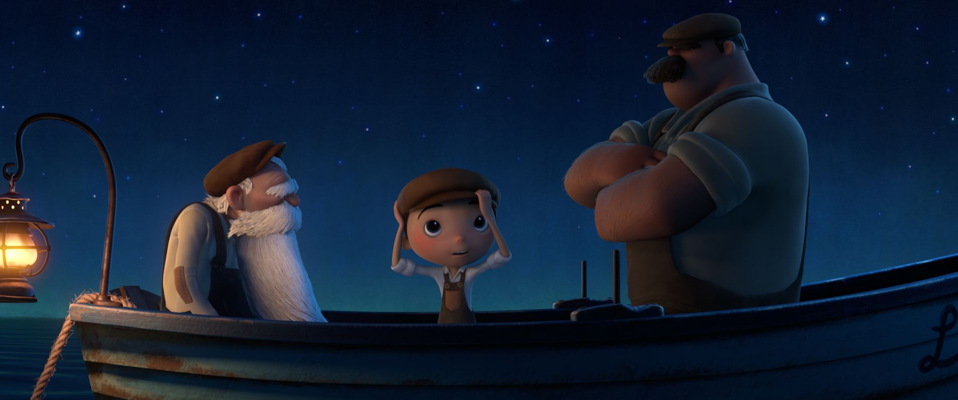 first image and synopsis from pixar short la luna collider