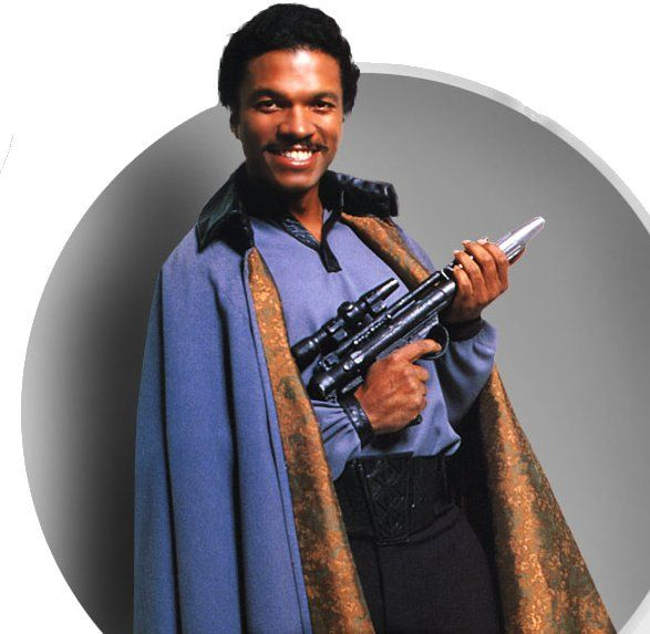 Lando Calrissian Stars in STAR WARS Blaxploitation Film ...