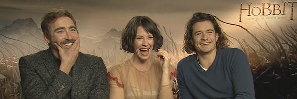 lee-pace-evangeline-lilly-orlando-bloom-the-hobbit-interview