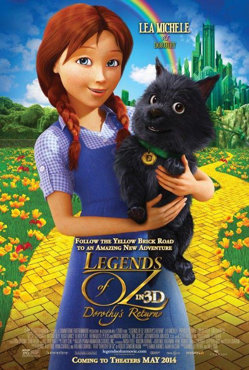 legends-of-oz-dorothys-return- LEGENDS OF OZ DOROTHYS RETURN Movie Clips 509x755 Movie-index.com