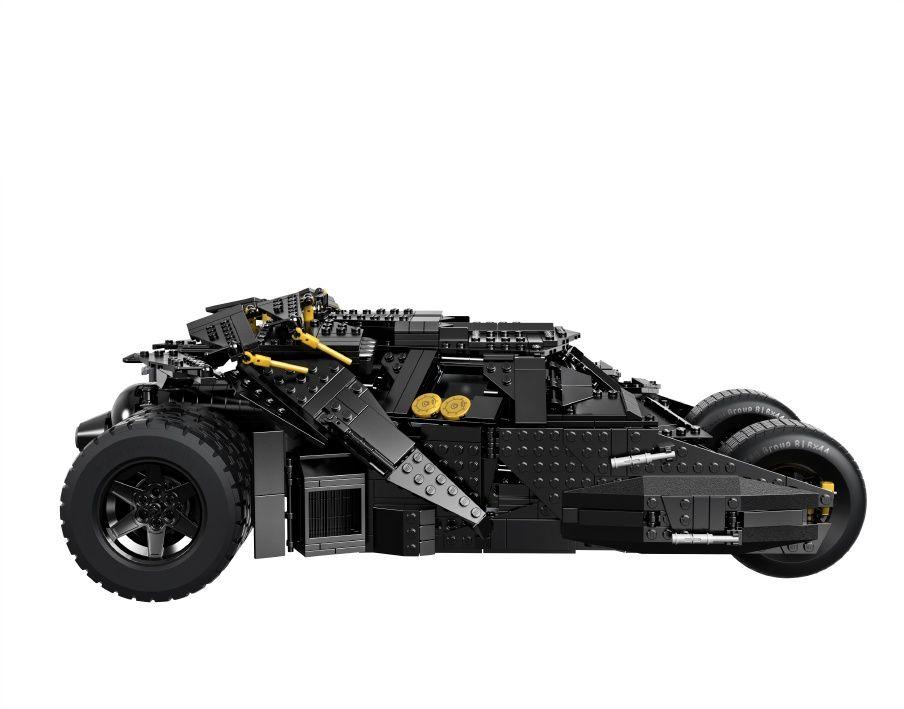 lego batman heath ledger joker and tumbler images revealed collider. Black Bedroom Furniture Sets. Home Design Ideas