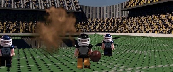 lego dark knight rises stadium