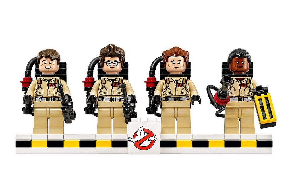 Lego Ghostbusters Ecto 1 Images Back To The Future Lego