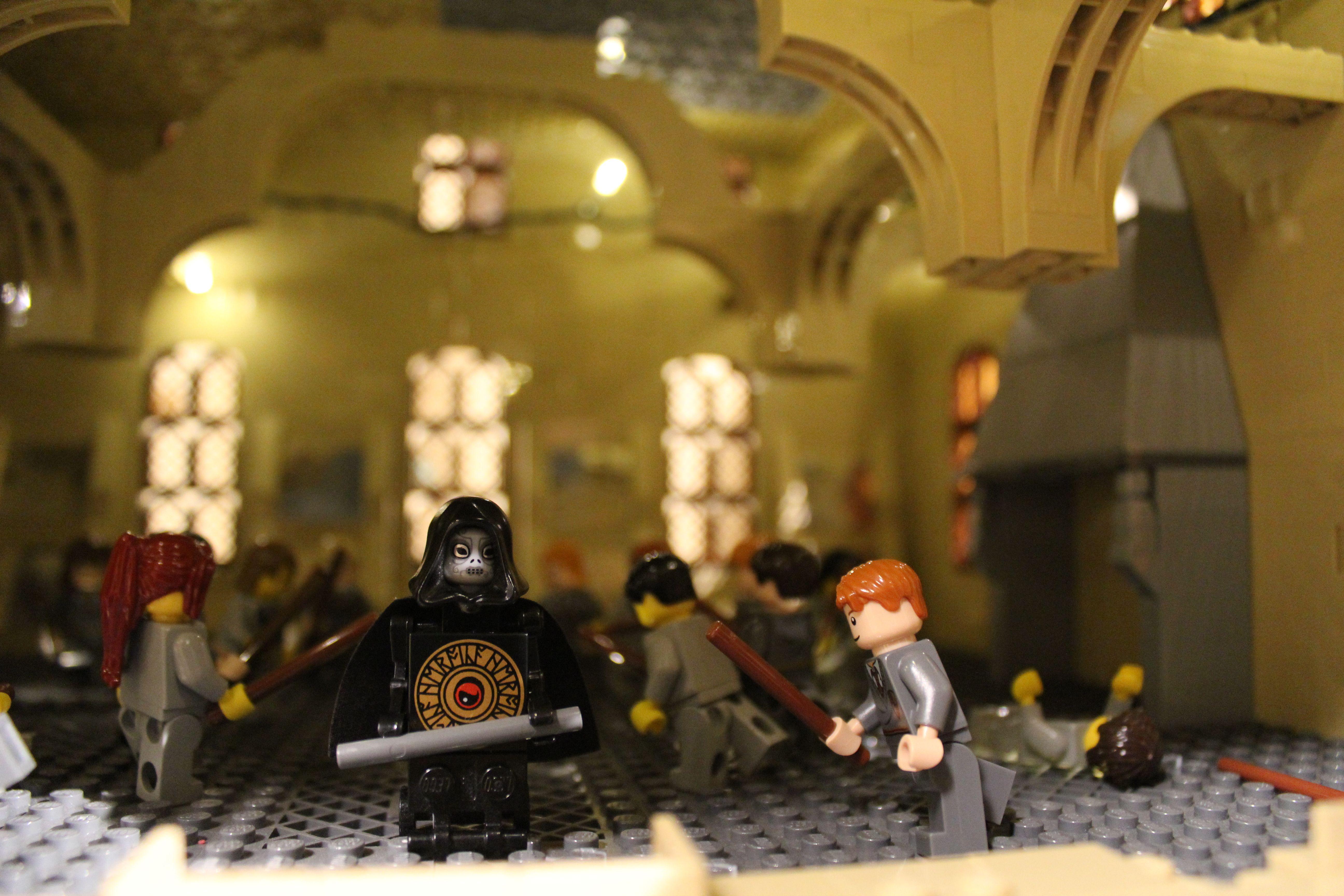 Httpcollidercomwarmbodiesmovieclipsbehindthescenes - Lego minecraft hauser