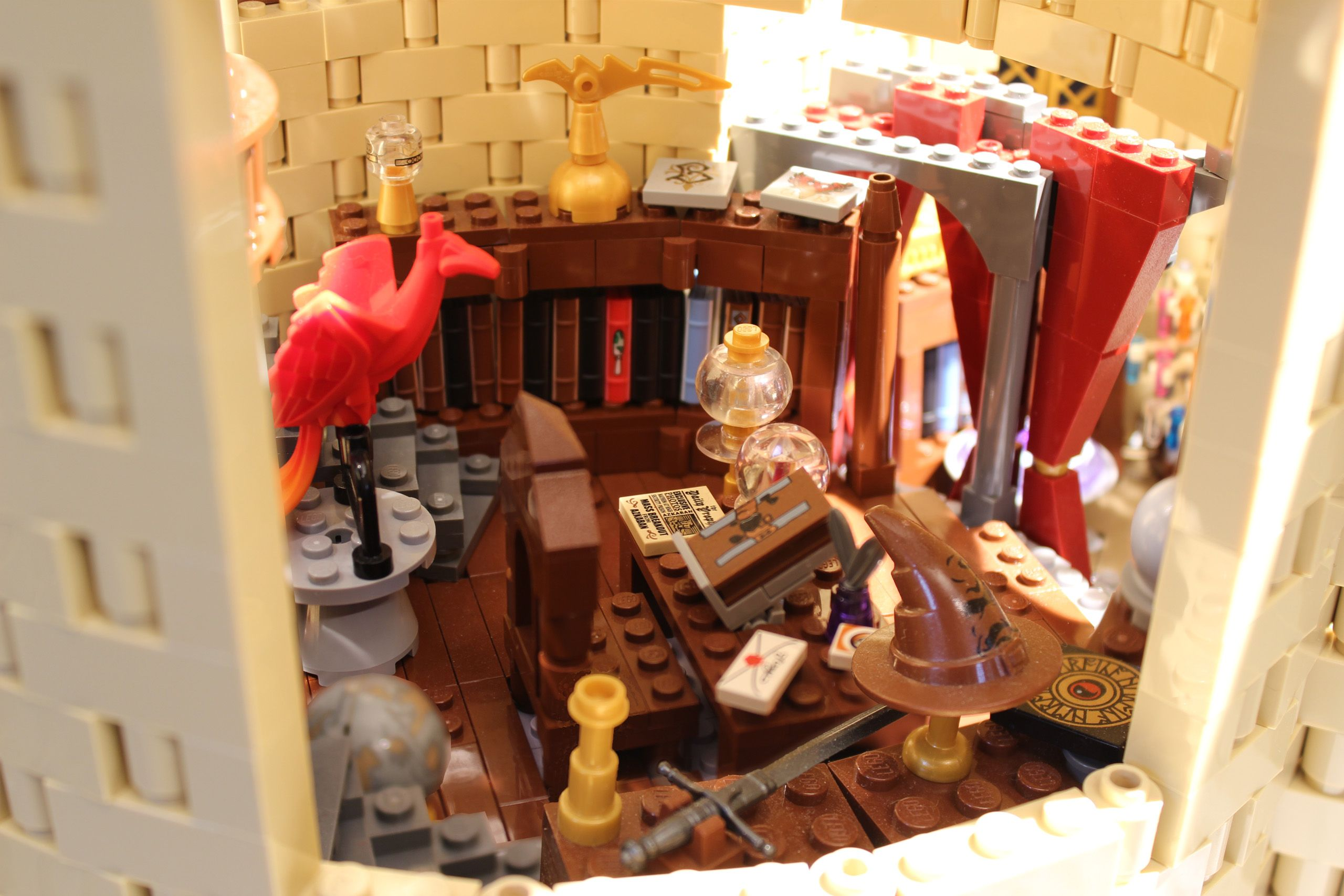 Alice Finch's Massive and Detailed Lego Harry Potter ...   2560 x 1707 jpeg 756kB