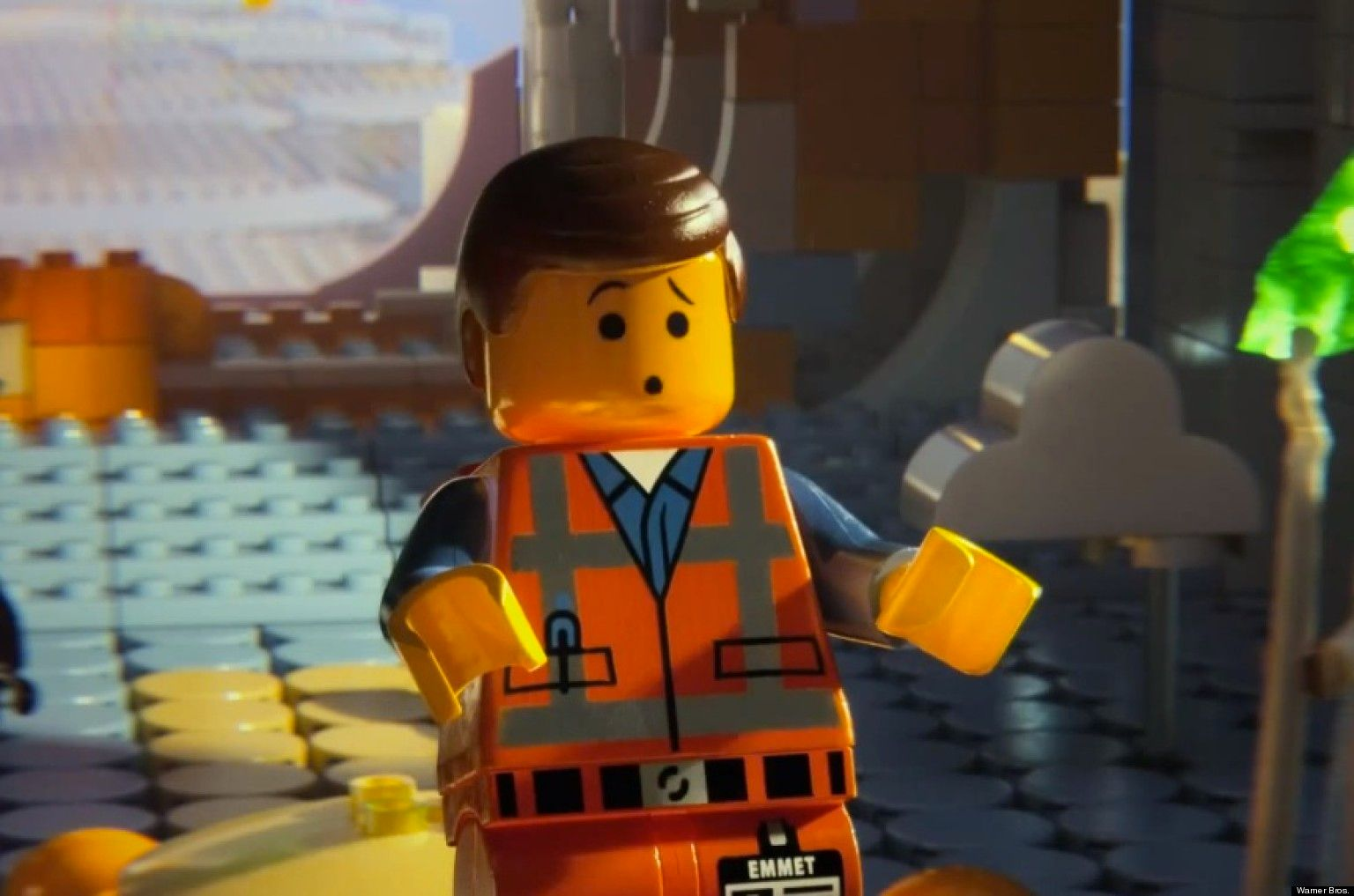 Pictures From The Lego Movie: Comic-Con: THE LEGO MOVIE Panel Recap