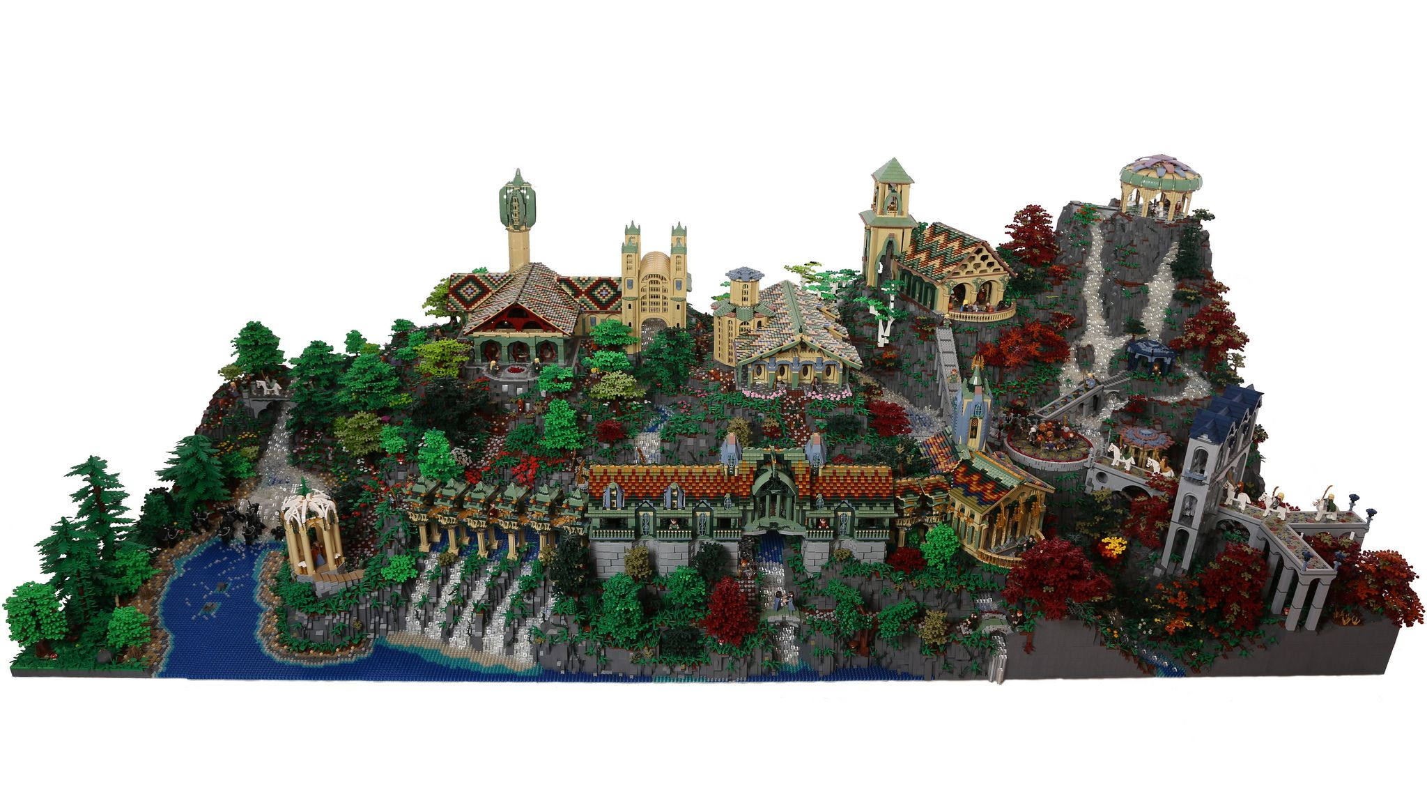 lego lord of the rings - photo #11