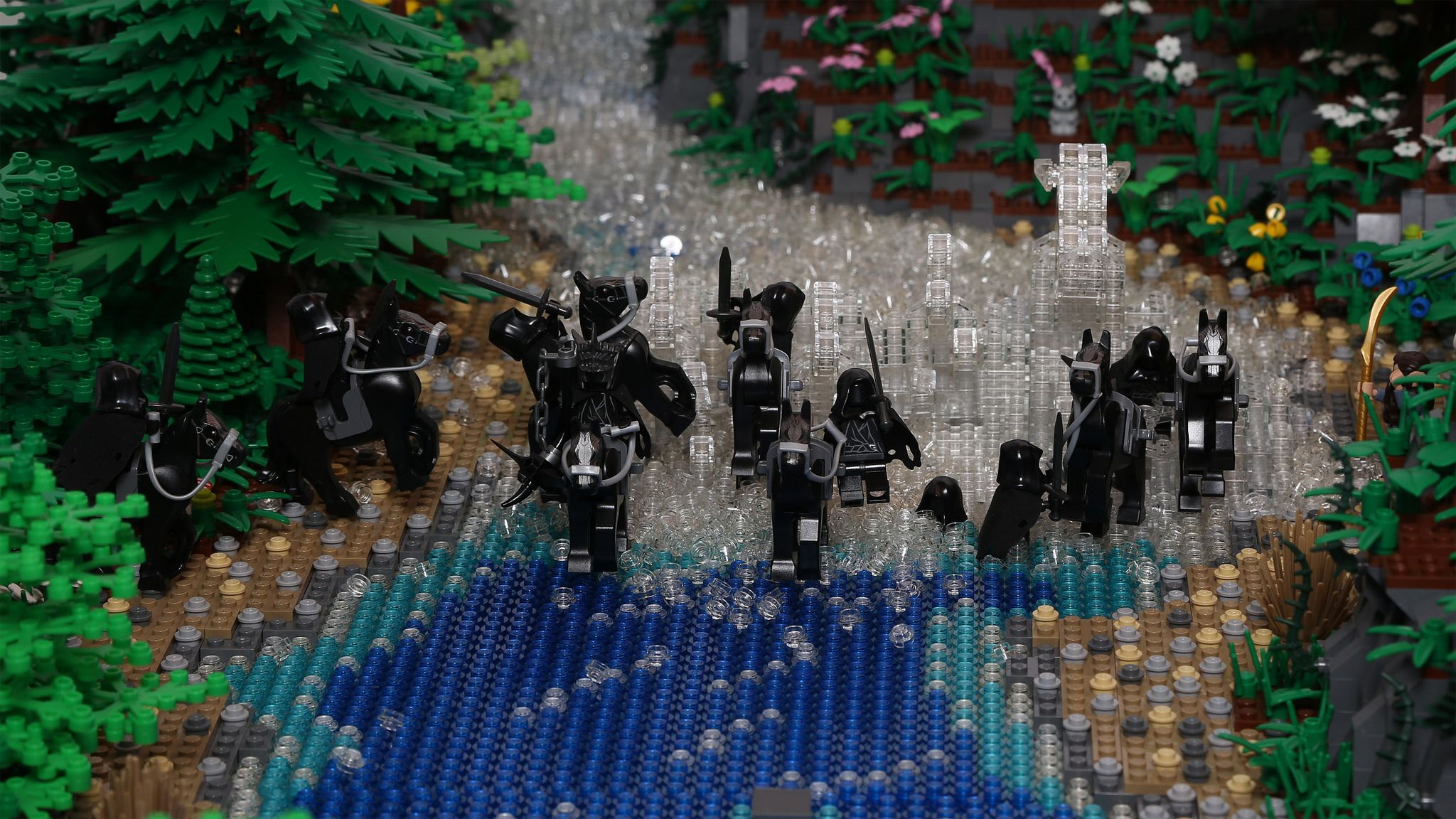 Lego Rivendell Lord Of The Rings 3